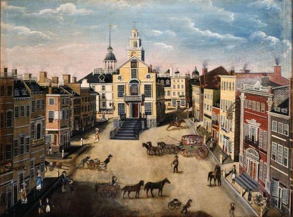 Wikipedia - State Street Boston 1801