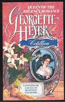 Georgette Heyer Cotillion cvr fr LIbraryThing 2