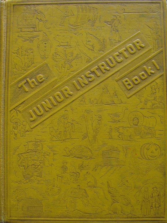 Jr Instructor books 001