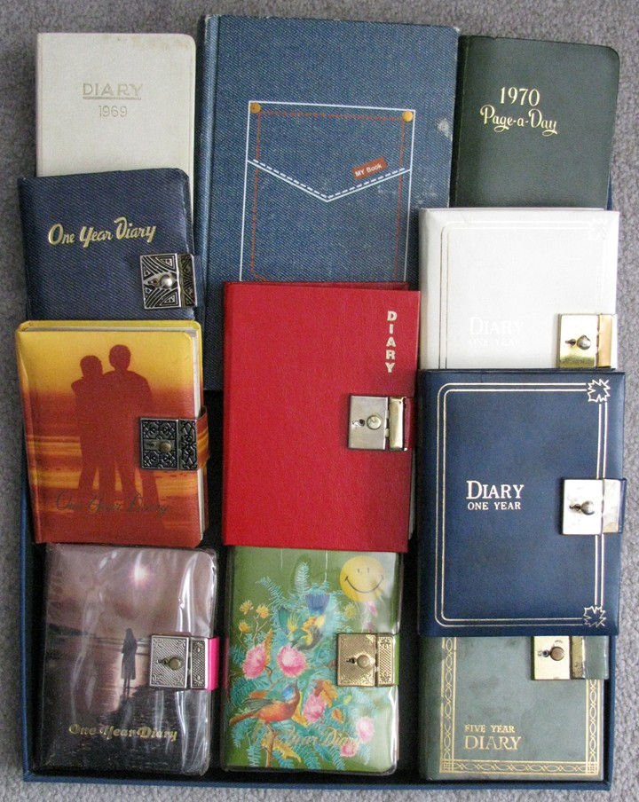 Journals and Diaries
